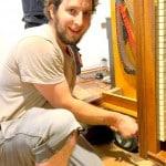 Klavierbauer Fabian Leisse