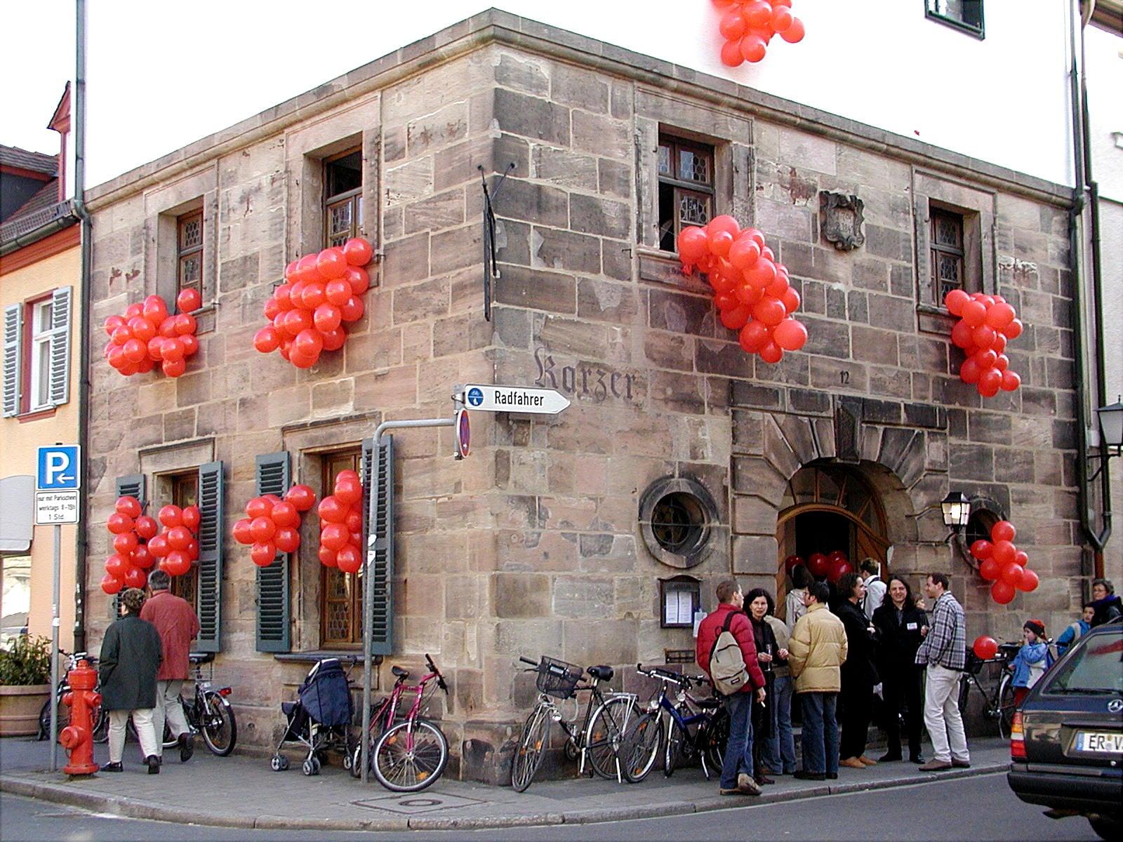 Musikinstitut MusiCeum eröffnet sein zweites Haus: Karzer nach Renovierung