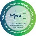 Zertifiziert vom BDPM