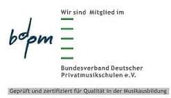 Zertifikat Musikschulverband