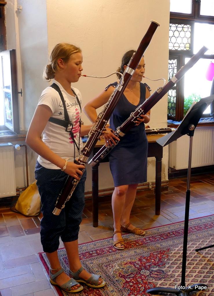 Fagott im Duo - Tag der offenen Tür
