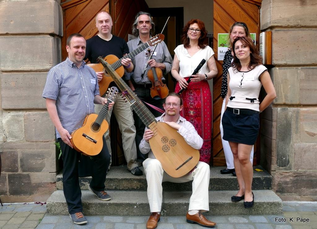 Musiklehrer; Musiklehrerinnen; Karzer; Musikinstitut MusiCeum