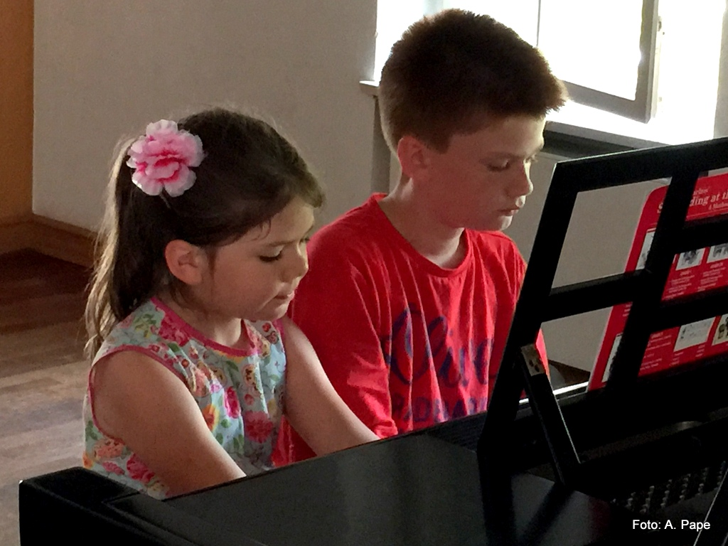 Klaviermatinee MusiCeum
