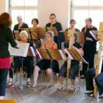 Erlanger Blockflötenorchester 2015 Blockflötenunterricht