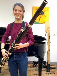 Fagott, MusiCeum, Fagottunterricht,, Musikinstitut, Angelica Zingerle
