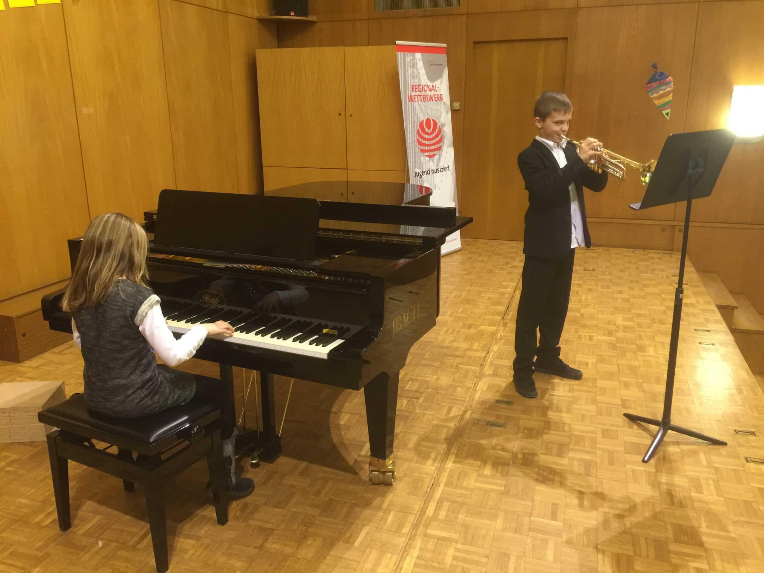 Jugend musiziert Musiceum 2016