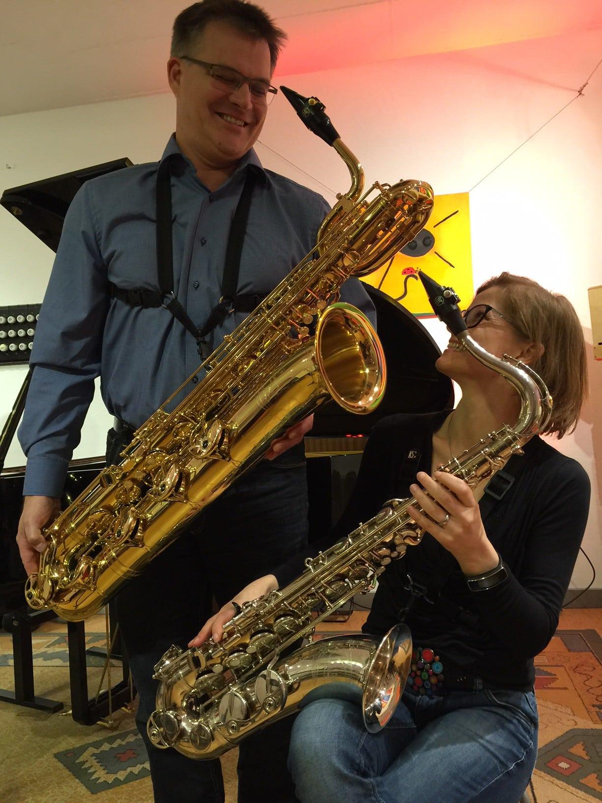 Saxophonunterricht Musikinstitut MusiCeum