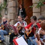 Gitarrenorchester Musikinstitut MusiCeum Ltg. Christoph Schmidt Karzer