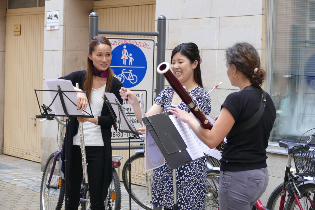 Unterricht Querflöte Fagott Musikinstitut MusiCeum