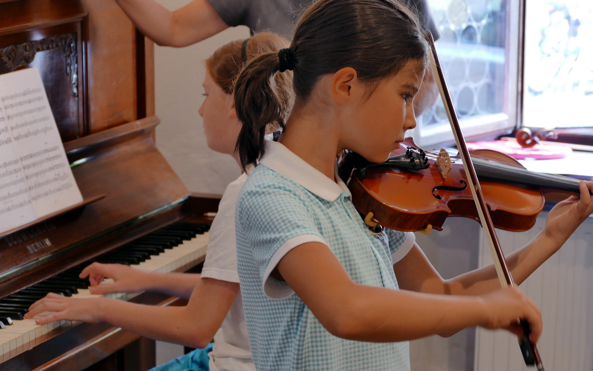 Kammermusik Geige / Klavier MusiCeum